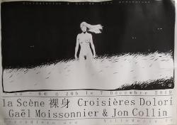 SAM 07/12 : LA SCÈNE + GAEL MOISSONNIER + JON COLLIN + LES CROISIÈRES DOLORI