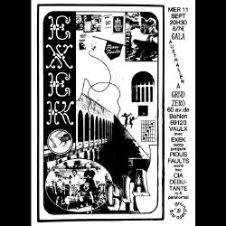 MER 11/09 : EXEK