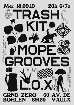 MER 18/09 : LOX + MOPE GROOVES