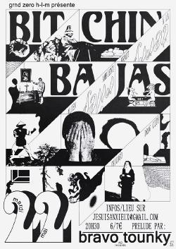 MAR 22/05 : BITCHIN BAJAS + BRAVO TOUNKY