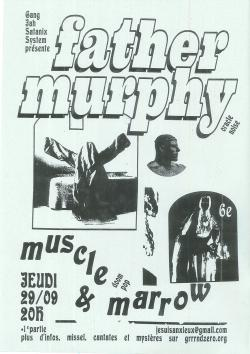 29/09/16 : FATHER MURPHY + MUSCLE & MARROW + TWINS @ CAMPING PLAISIR