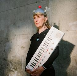 VEN 20/04 : THE SPACE LADY + ENSEMBLE ECONOMIQUE + MATHIAS DEPLANQUE