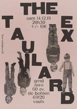 SAM 14/12 : THE EX + TAULARD