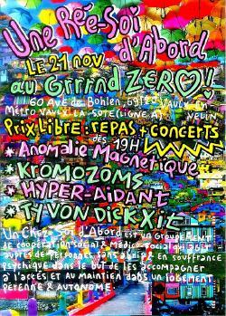 JEU 21/11 : ANOMALIE MAGNETIQUE + KROMOZOMS + HYPER-AIDANT + TYVONDICKXIT