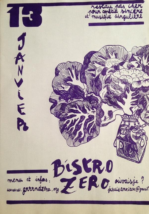 DIM 13/01 : Bistro Zero #7
