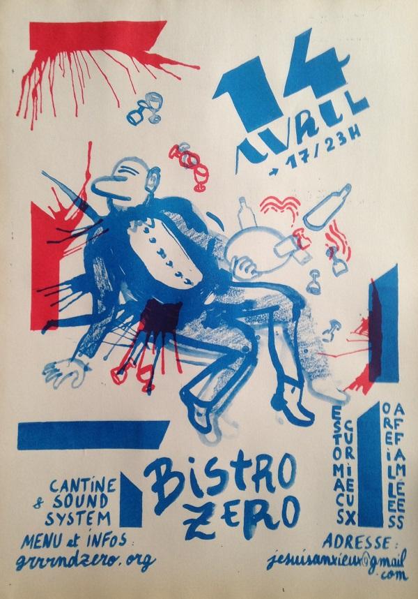 DIM 14/04 : Bistro Zero #9