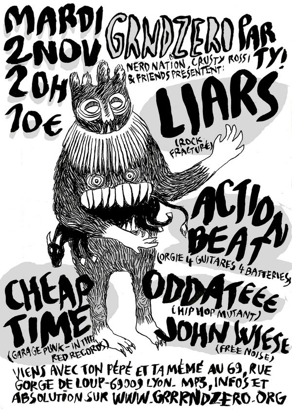 affiche liars
